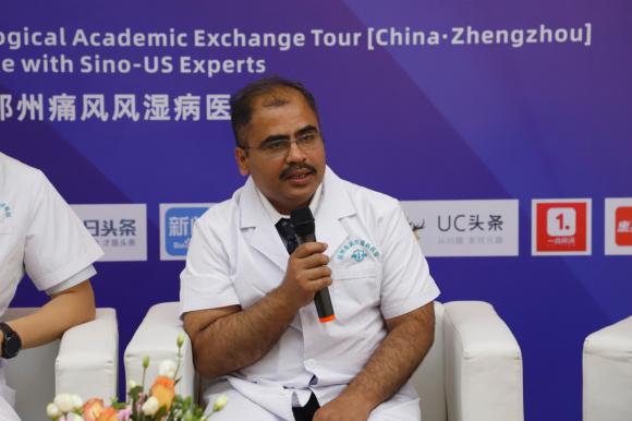 2019中美风湿免疫学术交流巡讲会在郑圆满举办