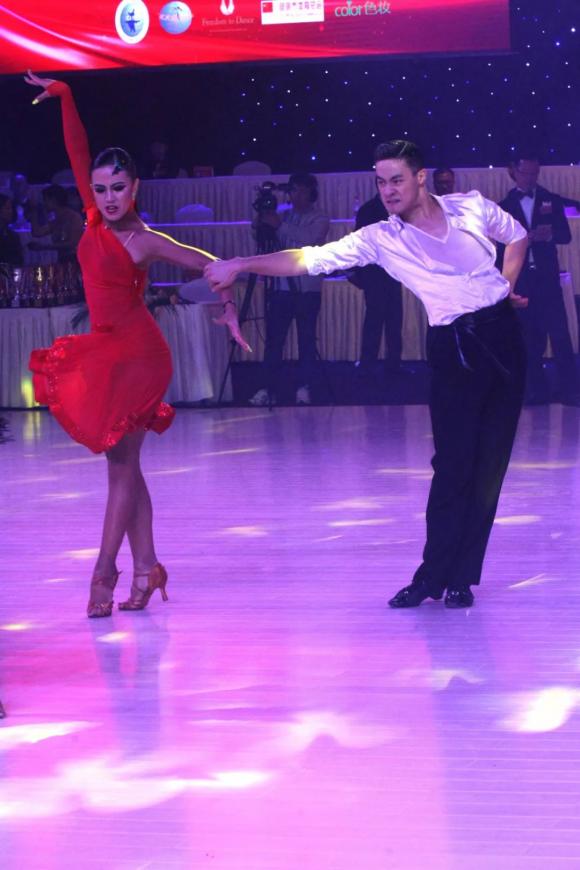 春城飞舞,我们都是追梦人——国标舞全国大奖赛(昆明)绚丽盛放