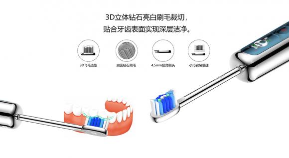 电动牙刷哪个牌子好?至臻匠品,与众不同