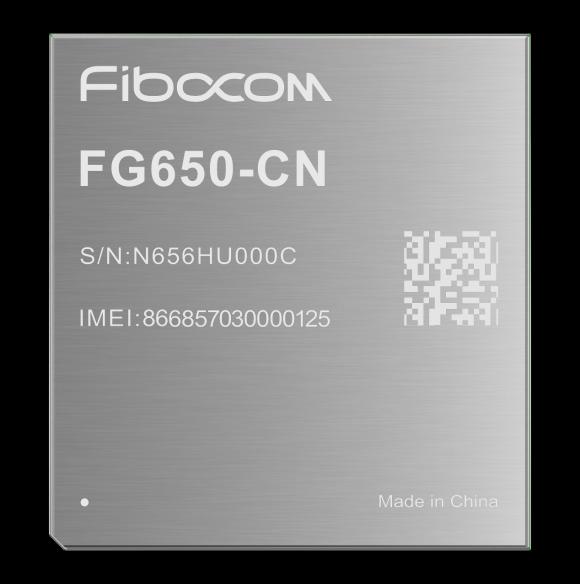 展锐5G家族又添新成员!广和通5G模组FG650重磅发布