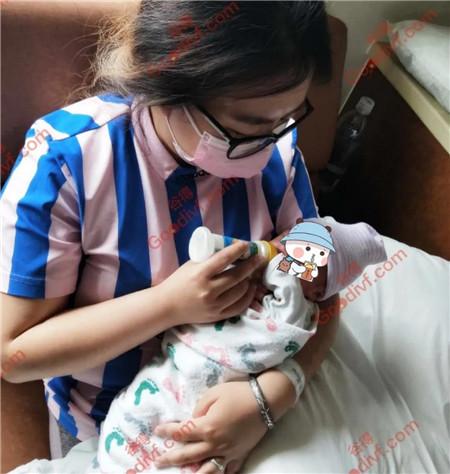 """【""""小太阳""""出生】谷得美国试管婴儿跨越五个州迎宝宝出生"""