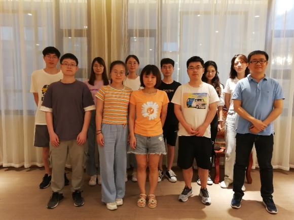 西安交大学子赴维谛技术(西安)有限公司开展暑期实践