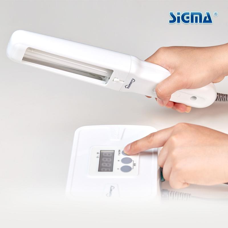 上海希格玛SQ308光疗仪治疗白癜风需要多长时间?