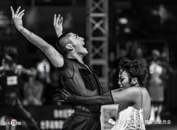 飞跃舞台·舞动西樵 --国标舞大奖赛暨艺术展演在佛山西樵即将上演