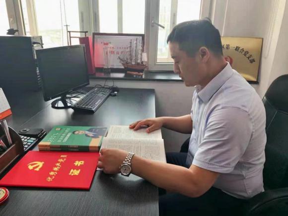 王照青黑龙江优秀民营企业家