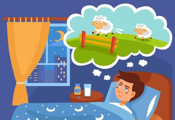 """辨别失眠需要看以下几点,""""立睡宝""""科学解决健康疑惑"""